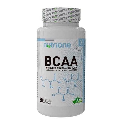 BCAA - 60kaps [Nutrione]
