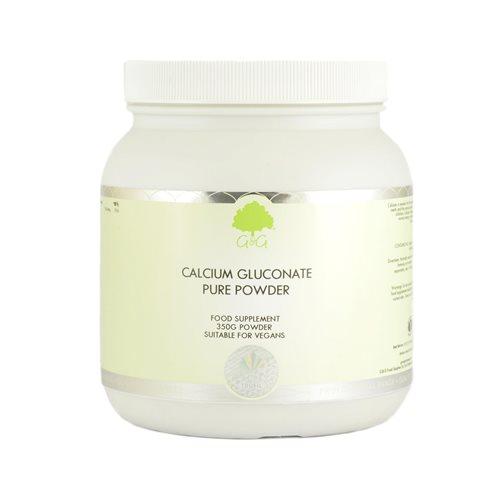 CALCIUM GLUCONATE PURE POWDER - 350g [G&G]