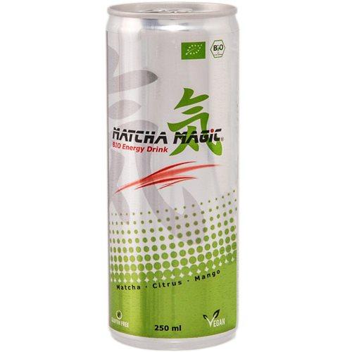 HERBATA MATCHA ENERGY DRINK BEZGLUTENOWA BIO - 250ml [Matcha Magic]