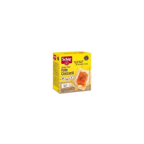 FETTE CROCCANTI- Pieczywo chrupkie bezglutenowe - 150g [Schar]