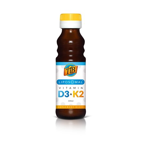 LIPOSOMAL VITAMIN D3+K2 - 100ml [TiB]