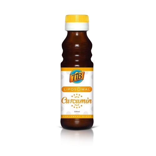 LIPOSOMAL CURCUMIN - 100ml [TiB]