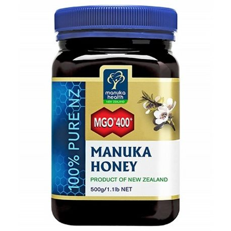 Miód Manuka MGO 400+ 500g [Manuka health]
