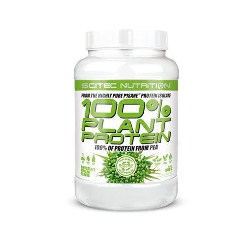 100% PLANT PROTEIN - 900g [Scitec]