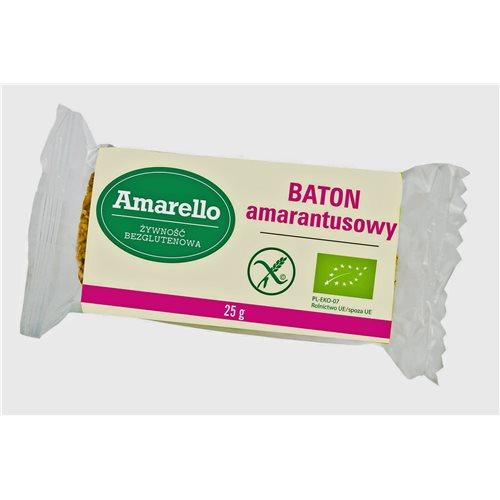 BATON AMARANTUSOWY BIO - 25g [AMARELLO]
