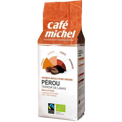 KAWA MIELONA PERU FAIR TRADE BIO - 250g [Cafe Michel]
