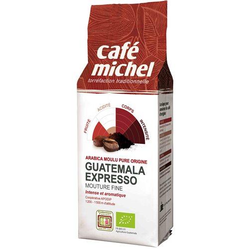 KAWA MIELONA ESPRESSO GWATEMALA FAIR TRADE BIO - 250g [Cafe Michel]