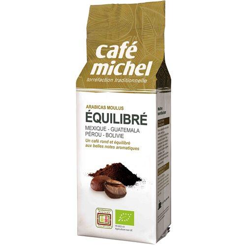 KAWA MIELONA PREMIUM EQUILIBRE FAIR TRADE BIO - 250g [Cafe Michel]