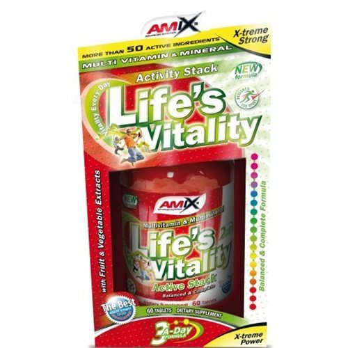 LIFE'S VITALITY - 60tabl [Amix]