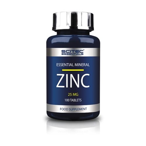 ZINC - 100tabl [Scitec]