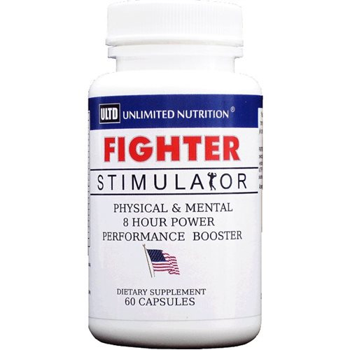 FIGHTER - 60kaps [Unlimited Nutrition]