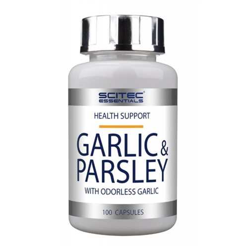GARLIC & PARSLEY - 100kaps [Scitec]