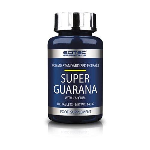 SUPER GUARANA - 100tabl [Scitec]