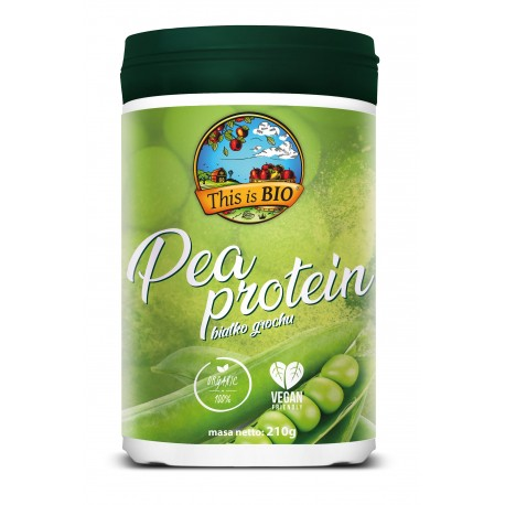 PEA PROTEIN 100% ORGANIC - 210g [This is Bio]