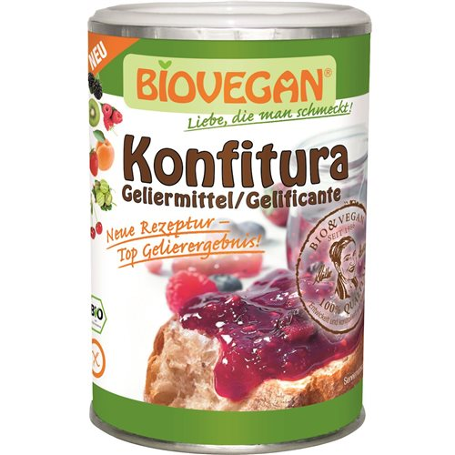 ŚRODEK ŻELUJĄCY DO KONFITUR BEZGLUTENOWY BIO - 145g [Bio Vegan]