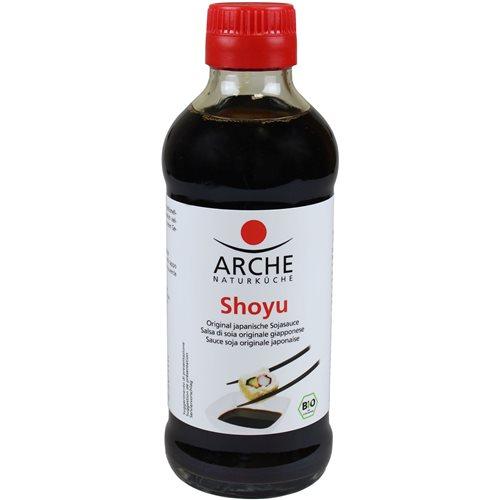 SOS SOJOWY SHOYU BIO - 250ml [Arche]