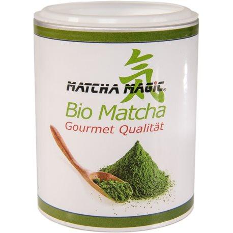 HERBATA MATCHA W PROSZKU BEZGLUTENOWA BIO - 30g [Matcha Magic]