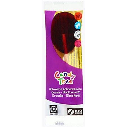 LIZAKI O SMAKU PORZECZKOWYM BEZGLUTENOWE BIO - 13g [Candy Tree]