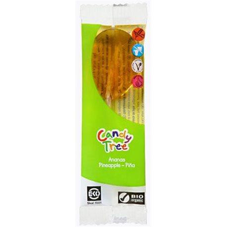 LIZAKI O SMAKU ANANASOWYM BEZGLUTENOWE BIO - 13g [Candy Tree]