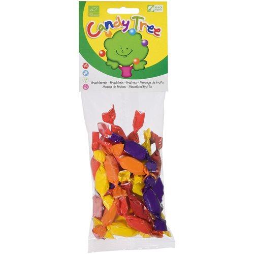 CUKIERKI TWARDE MIX BEZGLUTENOWE BIO - 100g [Candy Tree]