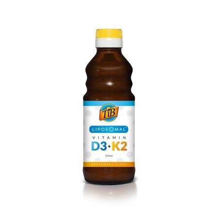 LIPOSOMAL VITAMIN D3+K2 - 250ml [TiB]
