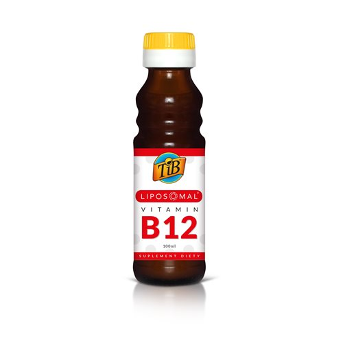 LIPOSOMAL VITAMIN B12 - 100ml [TiB]