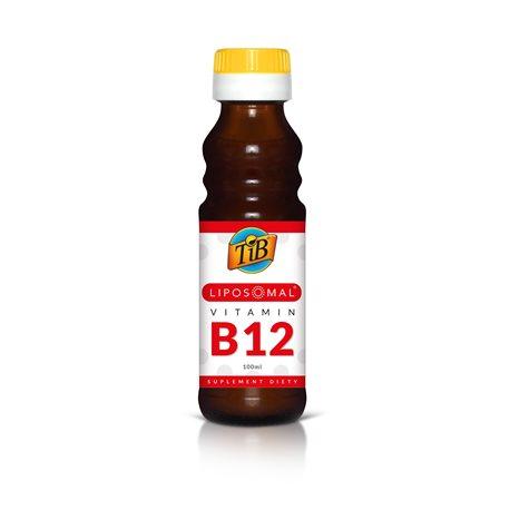 LIPOSOMAL VITAMIN B12 - 100ml [TiB]