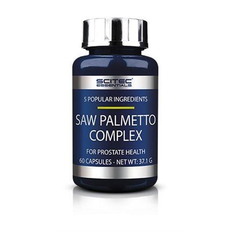 SAW PALMETTO COMPLEX - 60kaps [Scitec]