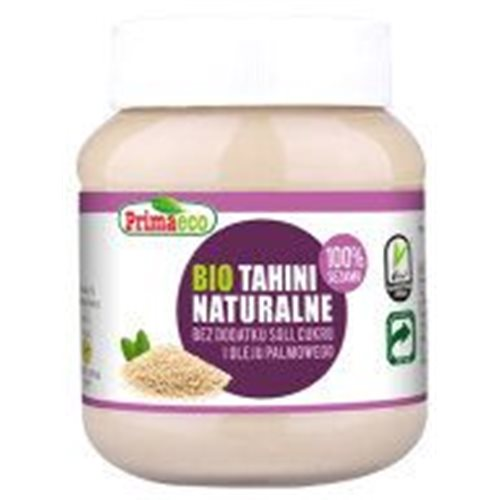 TAHINI NATURALNE BIO 350 g [Primaeco]