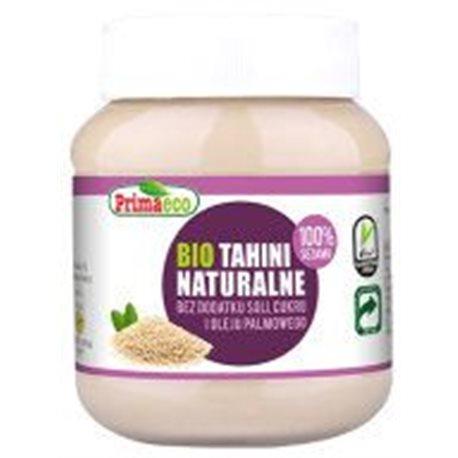 TAHINI NATURALNE BIO 350 g - PRIMAECO