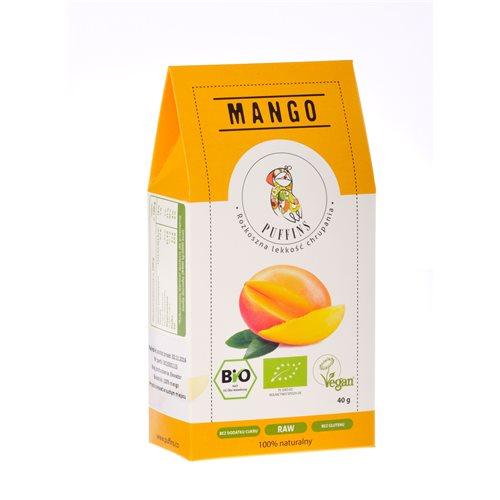 MANGO SUSZONE BIO 40 g [Puffins]
