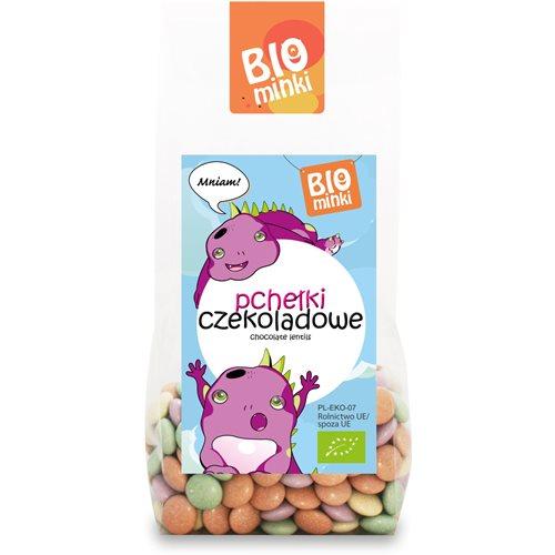 PCHEŁKI CZEKOLADOWE BIO 100 g [Biominki]