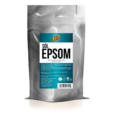 SÓL EPSOM (SIARCZAN MAGNEZU) - 900g [TiB]