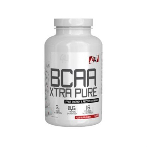 BCAA XTRA PURE CAPS - 150kaps [4U Nutrition]