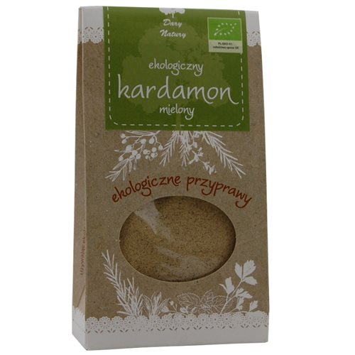 KARDAMON MIELONY BIO - 50g [Dary Natury]
