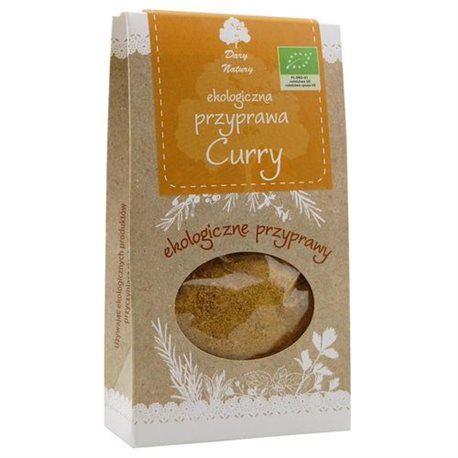 CURRY BIO - 60g [Dary Natury]