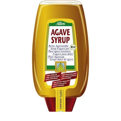 SYROP Z AGAWY BIO 690 g (500 ml) [Allos]