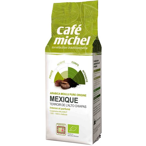 KAWA MIELONA MEKSYK FAIR TRADE BIO - 250g [Cafe Michel]