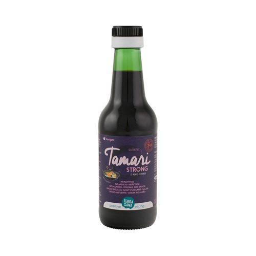 SOS SOJOWY OSTRY TAMARI BEZGLUTENOWY BIO - 250 ml [Terrasana]