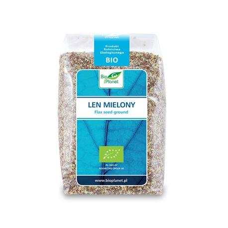 LEN MIELONY BIO - 250g [Bio Planet]