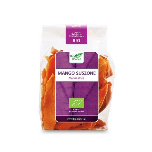 MANGO SUSZONE BIO - 100g [Bio Planet]