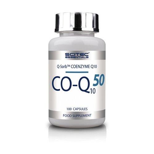 CO-Q10 50mg - 100kaps [Scitec]