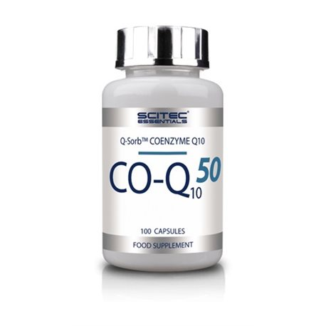 CO-Q10 50mg - 100kaps [Scitec]