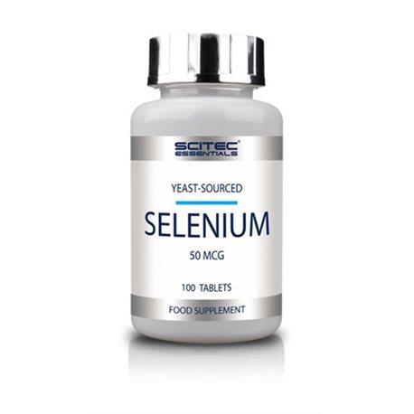 SELENIUM - 100tabl [Scitec]