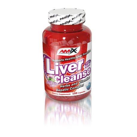 LIVER CLEANSE - 100tabl [Amix]