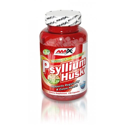 PSYLLIUM HUSK - 120kaps [Amix]