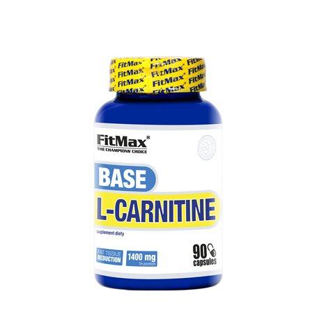 BASE L-CARNITINE - 90kaps [Fitmax]