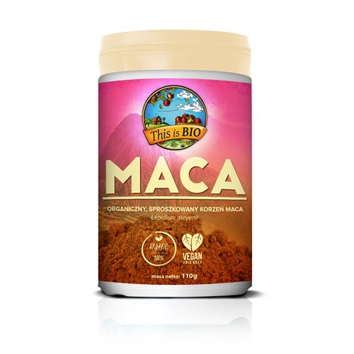 MACA 100% ORGANIC - 110g [This is BIO®]