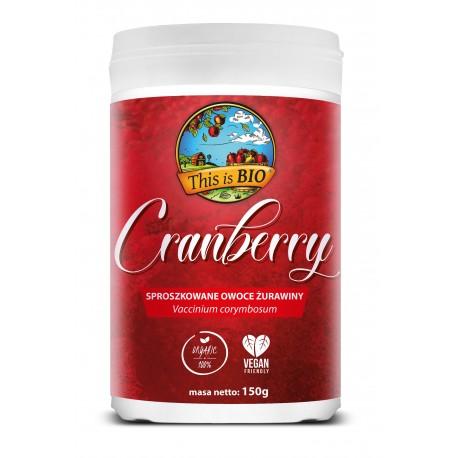 CRANBERRY 100% ORGANIC - 150g [This is BIO®]