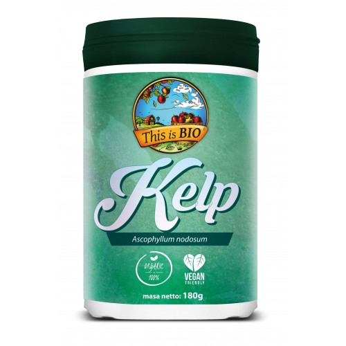 KELP 100% ORGANIC - 180g [This is BIO®]